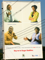 say no to sugar daddy Kampala, East Africa, Uganda, Africa