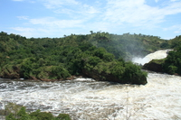 falls of murchison fall Murchison Falls, East Africa, Uganda, Africa