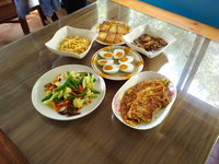 Kenting Star Motel Breakfast 下水窟,  Checheng Township,  Taiwan Province,  Taiwan, Asia
