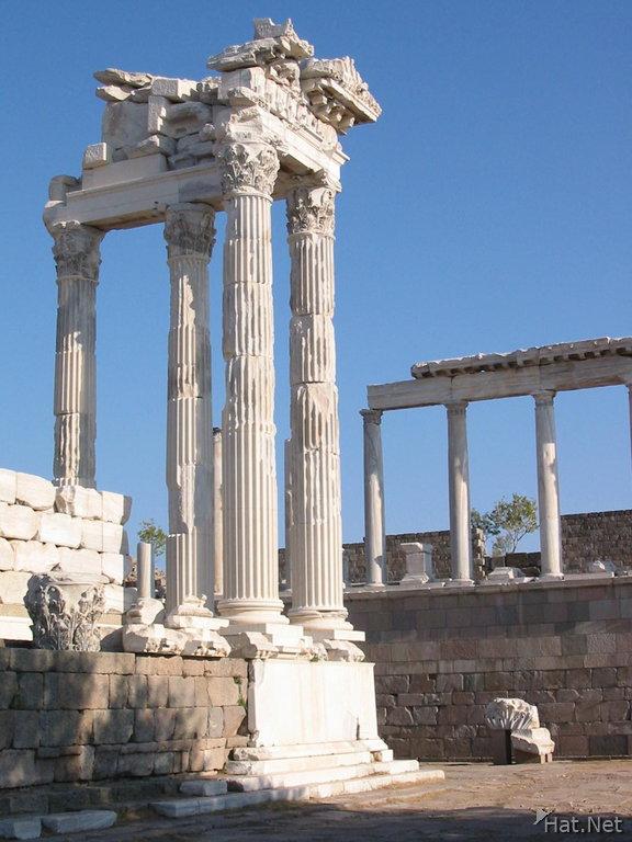 acropolis, day 02 bergama : 100 Thousand Photos