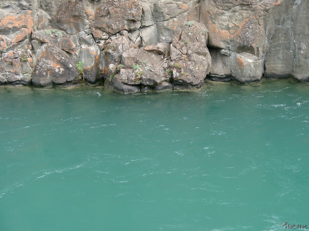 green canyon water