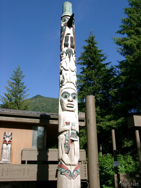 totem of the fog woman