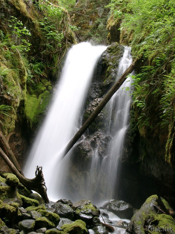 waterfall of strathcona