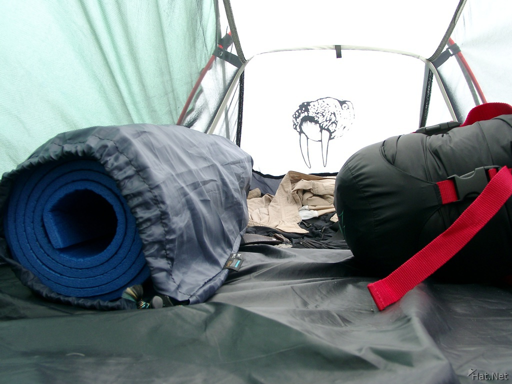 how to set up a american camper tent