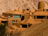 hotel--los colorados Purmamarca, Northern Salta Provinces, Argentina, South America