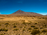 middle of nowhere San Antonio, Potosi Department, Bolivia, South America